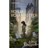 Rövardotter Böcker Ronja Rövardotter (Pocket, 2012)
