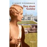 Den store gatsby Böcker Den store Gatsby (Ljudbok MP3 CD, 2013)
