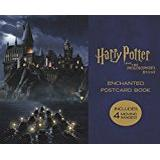 Harry potter and the philosophers stone Böcker Harry potter and the philosophers stone enchanted postcard book (Pocket, 2017)