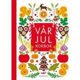 Coop böcker Vår julkokbok (Kartonnage, 2012)