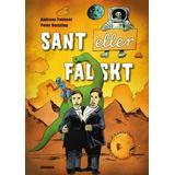 Sant eller falskt Böcker Sant eller falskt (Inbunden, 2013)