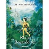 Rövardotter Böcker Ronja Rövardotter (Kartonnage, 2014)