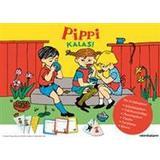 Bok pippi Pippi Kalas!: Kalasblock (Övrigt format, 2015)