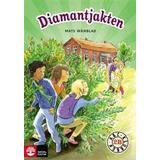 Mats wänblad Böcker Diamantjakten Läsebok B (Häftad, 2012)