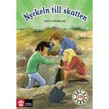 Mats wänblad Böcker ABC-klubben åk 3 Nyckeln till skatten Läsebok B (Häftad, 2013)
