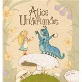Alice i underlandet Böcker Alice i Underlandet (Kartonnage, 2015)