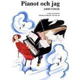 Pianot och jag Böcker Pianot och jag Arbetsbok (Häftad, 2016)