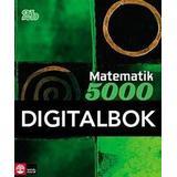 Matematik 5000 kurs 2b Böcker Matematik 5000 Kurs 2b Grön Lärobok Interaktiv (Övrigt format, 2014)