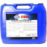 Motortillbehör Fuchs Titan GT 1 Pro Flex 5W-30 20L Motorolja