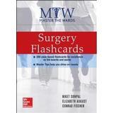 Surgery Böcker Surgery Flashcards (Pocket, 2015)