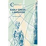 John lewis Böcker Early Greek Lawgivers (Classical World Series)