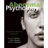 David barlow Böcker Abnormal Psychology (Inbunden, 2016)