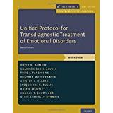 David barlow Böcker Unified Protocol for Transdiagnostic Treatment of Emotional Disorders (Pocket, 2017)