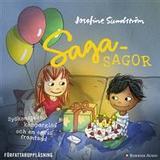 Sagasagor Böcker Sagasagor. Syskonsjuka, kärmpaglöd och en envis framtand (Ljudbok nedladdning, 2017)