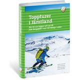 Jämtland Böcker Toppturer i Jämtland (Flexband, 2017)