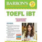 Toefl ibt Böcker Barron's TOEFL iBT (Pocket, 2016)