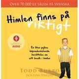 Himlen finns på riktigt Böcker Himlen finns på riktigt: en liten pojkes häpnadsväckande berättelse om sitt besök i himlen (Ljudbok CD, 2017)