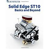 Solid edge Böcker Solid Edge ST10 Basics and Beyond
