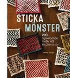 Sticka svenska mönster Böcker Sticka mönster: 200 nyskapande motiv att inspireras av (Inbunden, 2017)