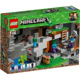 Building Toys Lego Minecraft The Zombie Cave 21141