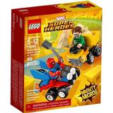 Marvel Leksaker Lego Super Heroes Mighty Micros Scarlet Spider vs Sandman 76089