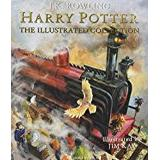 Harry potter böcker engelska Harry Potter - The Illustrated Collection (Övrigt format, 2017)