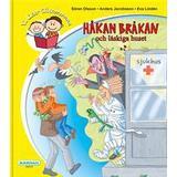 Håkan bråkan och läskiga huset Böcker Vi läser tillsammans: Håkan Bråkan och läskiga huset (Inbunden, 2018)