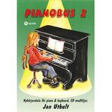 Piano böcker Pianobus 2: nybörjarskola för piano & keyboard (Häftad, 2015)