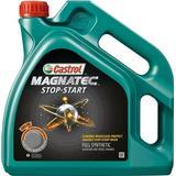 5w 30 5 liter Motortillbehör Castrol Magnatec Stop/Start 5W-30 A5 5L Motorolja