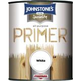 Primer Paint Johnstones Speciality All Purpose Primer Wood Paint, Metal Paint White 0.75L