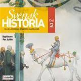 Svensk historia Böcker Svensk historia, del 2 (Ljudbok nedladdning, 2018)