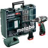 Skruemaskine Metabo PowerMaxx BS Basic Set