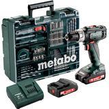 Hammerfunktion Boremaskiner og Skruemaskiner Metabo SB 18 L Set (2x2.0Ah) (602317870)