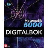 Matematik 5000 1c Böcker Matematik 5000 Kurs 1c Blå Lärobok Digital (Övrigt format, 2014)