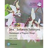 John lewis Böcker Java Software Solutions plus Pearson MyLab Programming with Pearson eText, Global Edition