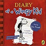 Diary of a wimpy kid böcker Diary Of A Wimpy Kid (Book 1)