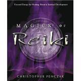 Healing for reiki Böcker magick of reiki focused energy for healing ritual and spiritual development
