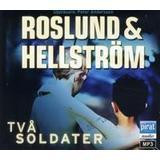 Roslund hellström Böcker Två soldater (Ljudbok MP3 CD, 2012)