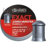 Jagt JSB Exact Jumbo Monster 5.52mm