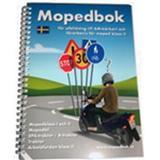 Körkort Böcker Mopedbok för utbildning till AM-körkort och förarbevis för moped klass II (Spiral, 2018)