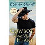 Donna grant Böcker Cowboy, Cross My Heart (Heart of Texas)