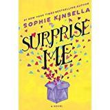 Sophie kinsella Böcker Surprise Me