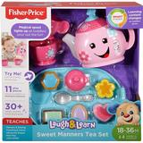 Shape Sorter Fisher Price Laugh & Learn Sweet Manners Tea Set