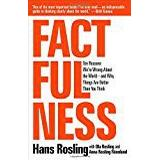Factfulness hans rosling Böcker Factfulness: Ten Reasons We're Wrong about the World--And Why Things Are Better Than You Think (Inbunden, 2018)