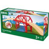 Tågbana Brio Svängd Bro 33699