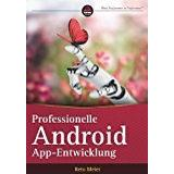 Android app Böcker Android X App-Entwicklung
