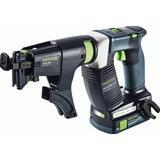 Gipsskruemaskine Festool DWC 18-4500 (2x3.1Ah)