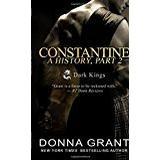 Donna grant Böcker Constantine: A History Part 2