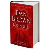 Dan brown begynnelse Böcker Begynnelse (Inbunden, 2017)