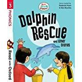 Dolphin rescue Böcker Read with Oxford: Stage 3: Biff, Chip and Kipper: Dolphin Rescue and Other Stories